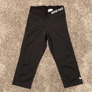 Nike Pro Athletic Capri Pant